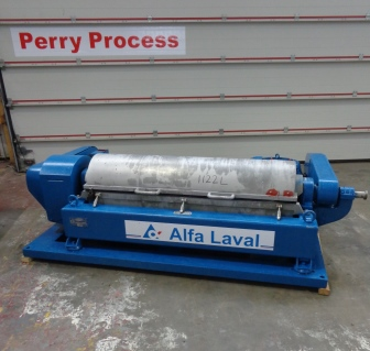 Alfa Laval NX418B-31G 353mm Dia Decanter Centrifuge