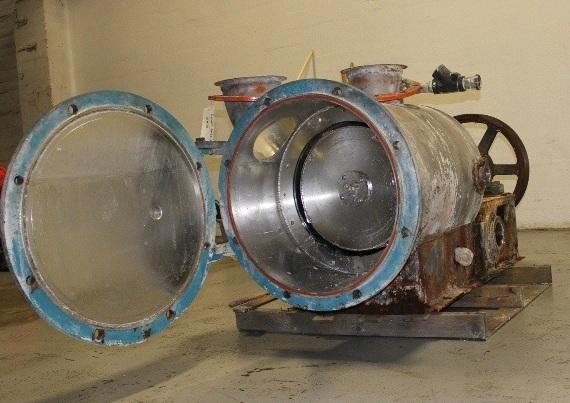 Fiberprep CH5 Stainless Steel Pressure Screen