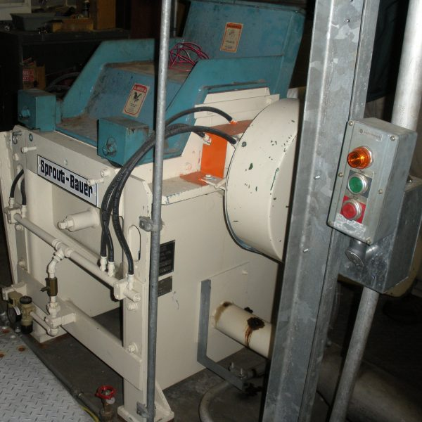 30 HP 15″ X 18″ Sprout Bauer Model DSF1518 Granulator