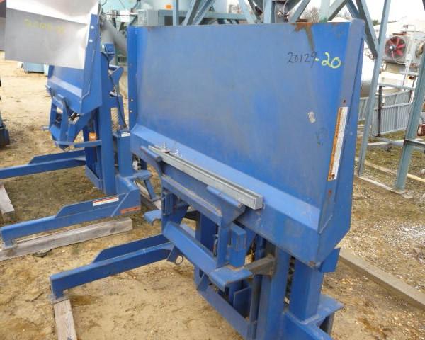 Vestil Mdl JMD-1000-48/SP Tote Cart Dumper