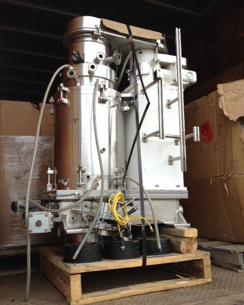 12″ Carr P12 Powerfuge Titanium Solid Bowl Separation System