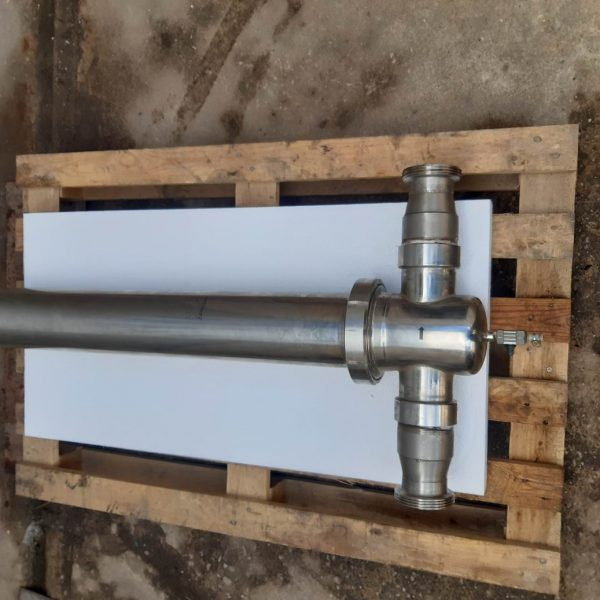 Parker Zander Stainless Steel Filter Cartridge Housing