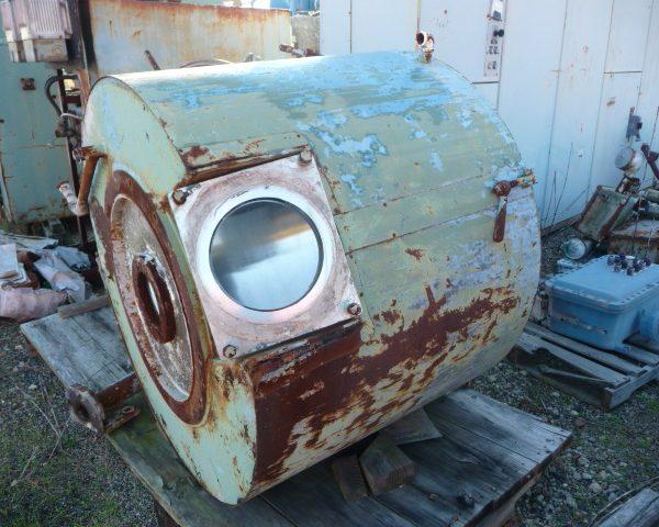 1000 Liter Henschel Model 250JSS Mixer Bowl