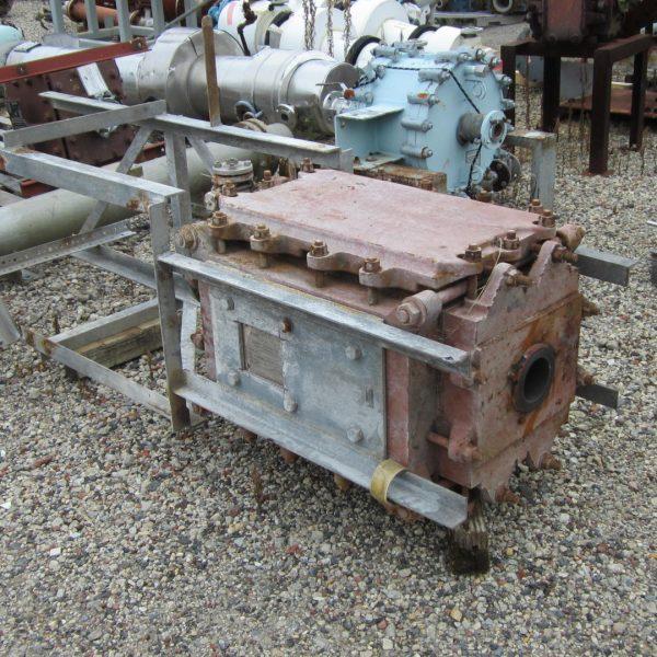 202 Sq. Ft. Kearney Karbate Block Heat Exchanger