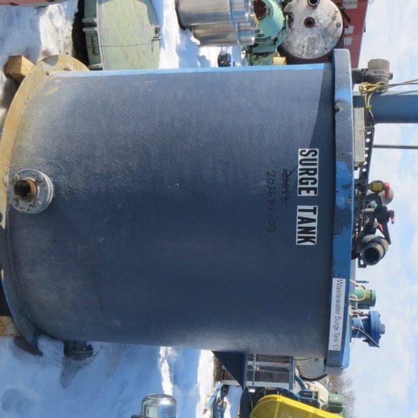 650 Gallon Fiberglass Surge Tank
