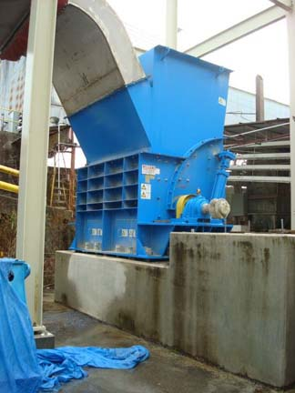 500 HP Williams Model 5100 Impact Dryer Hammer Mill