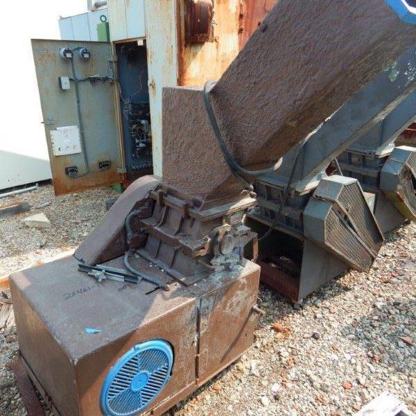15 HP 9″ X 12″ Rapid Grinder
