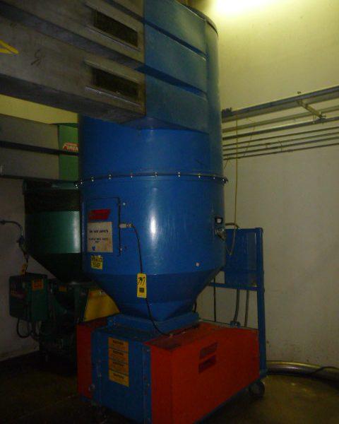 25 HP 16″ X 16″ LR Systems Model SG400 Granulator