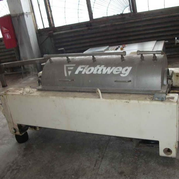 Flottweg Z4D-3/409 470mm Dia Horizontal  Centrifuge