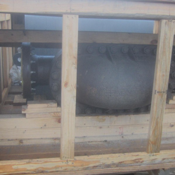 358 Sq.Ft. Koch Separated Carbon Steel Shell and Tube Heat Exchanger