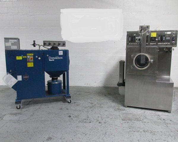 24″ Diameter Thomas Engineering Compu-Lab Coating Pan