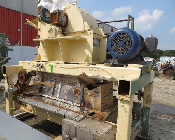 100 HP PCM Hammer Mill