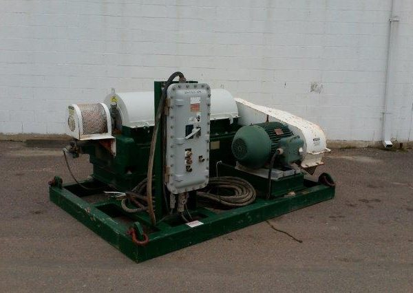 Sharples P3400 Decanter Centrifuge Rebuilt