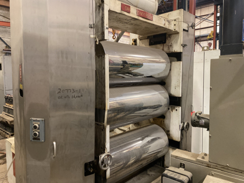 41″ Wide Welex Sheet Extrusion Package