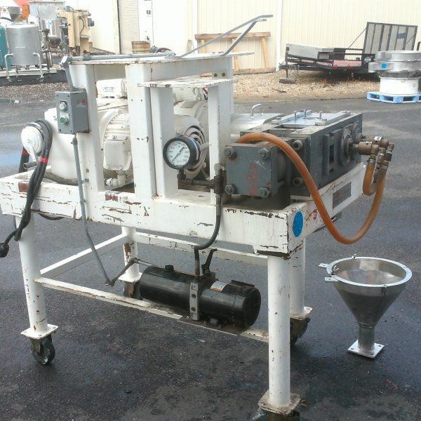 3″ X 6″ Fitzpatrick Model 3L X 6D Stainless Steel Chilsonator