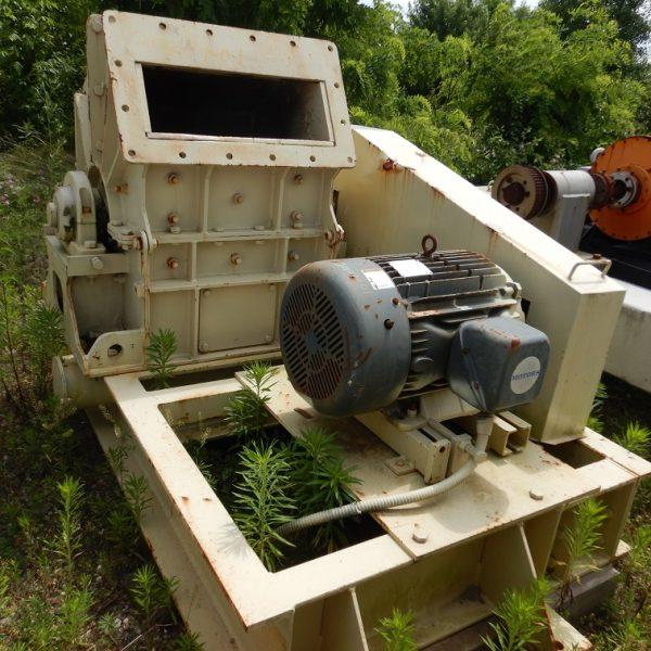 40 HP Jeffrey Hammer Mill