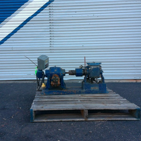 .5 Gallon Readco DA Stainless Steel Jacketed Mixer