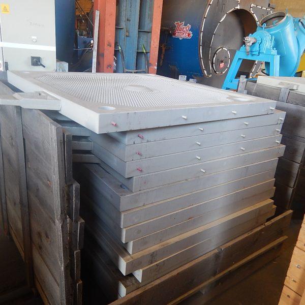 47″ X 47″ Polypropylene Membrane Mix Pack Plates