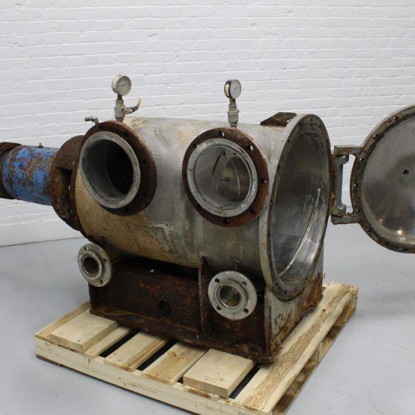 Beloit S18 Stainless Steel Pressure Screen