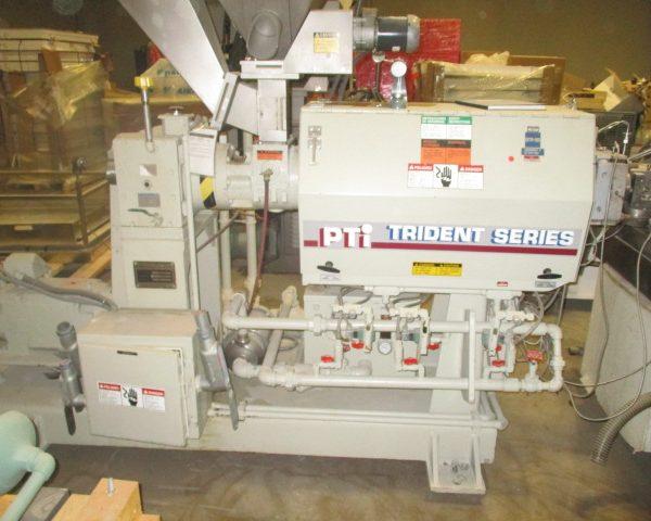 2″ PTI Single Screw Extruder 24/1 L/D