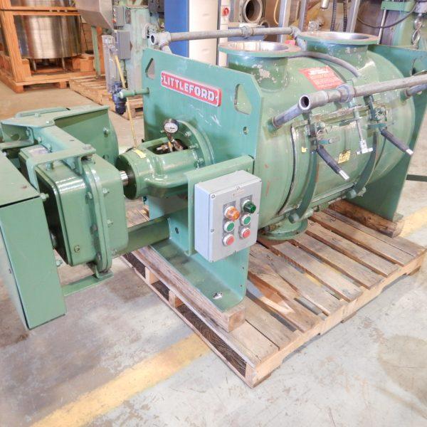 300 Liter Littleford Mixer Model FKM-300-D
