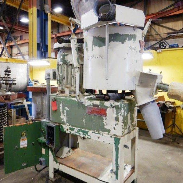 250 Liter Henschel Model 50JSS High Intensity Mixer