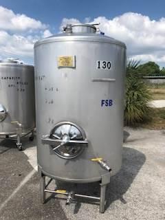 470 Gallon Stainless Steel Tank