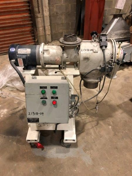AZO Mdl E2540 Cyclone Screener
