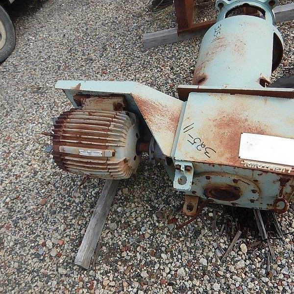 15 HP Lightnin Drive Model 73S15