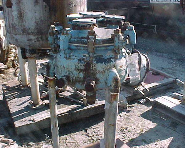 5 Gallon 150 Internal, 120 Jacket Pfaudler Glass Lined Reactor Body