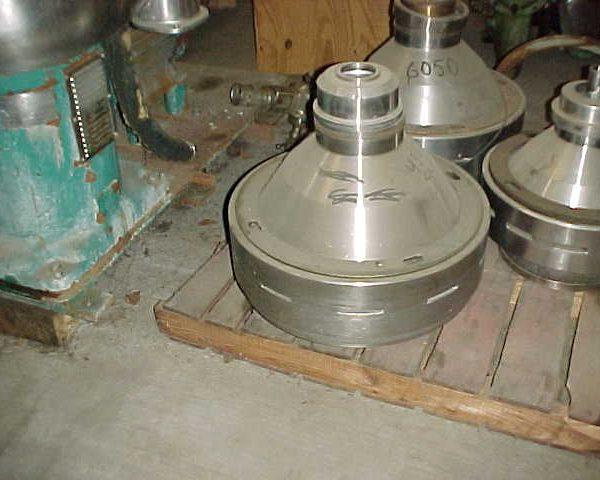 Alfa Laval BRPX 213 SGV-15-60 Stainless Steel Clarifier