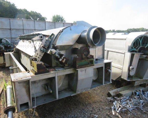 42″ x 10'2″ Cylinder Mould