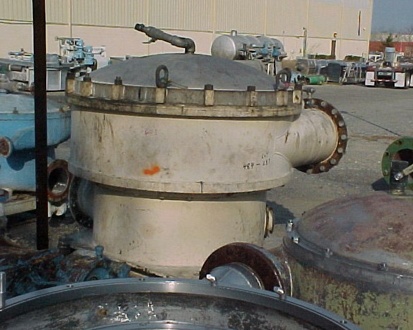 Bird Model 18  316 Stainless Steel Pressure Screen
