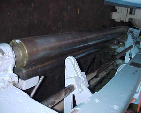 125″ (3.18 Meter) Wide Appleton Slitter Rewinder