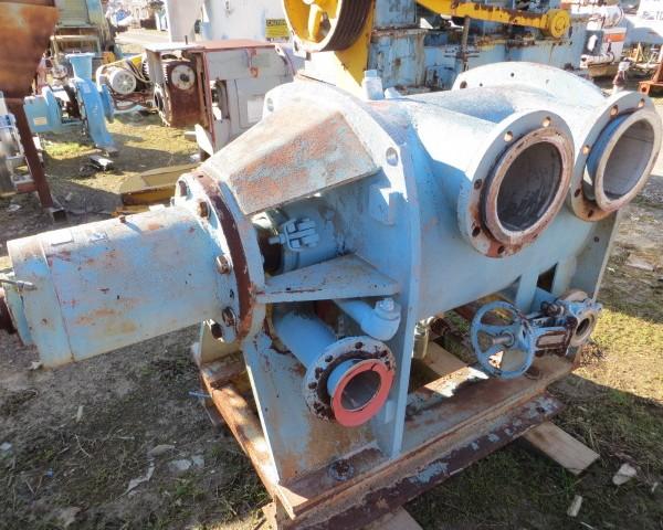Beloit Jones Model DW-18 Stainless Steel Dynamic Washer