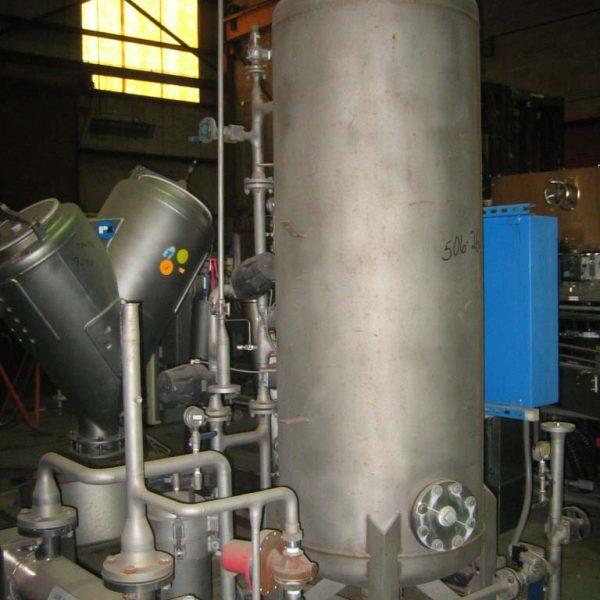 US Filter Pennfield Model CA300-72-S Deionizer System