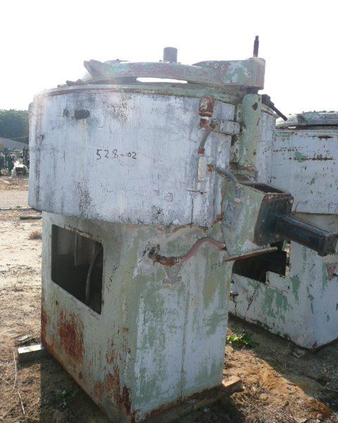 1050 Liter Henschel Model 115CM Stainless Steel Bowl Cooler