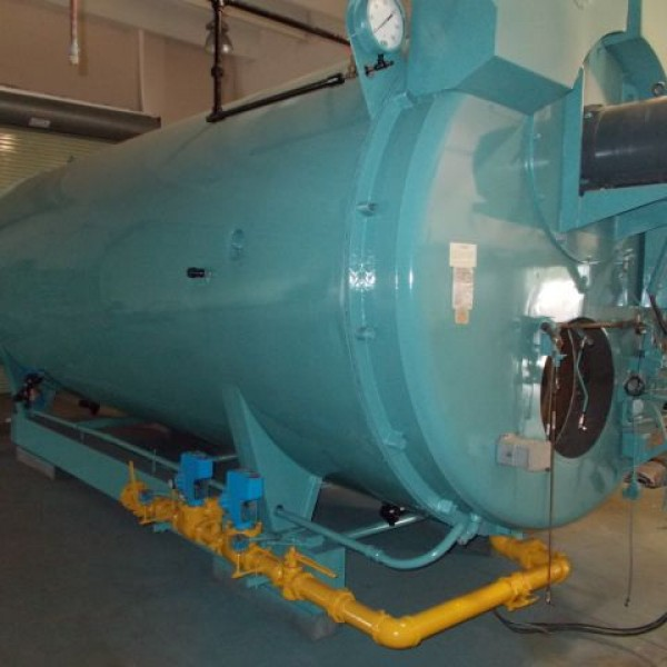 Fire Tube Package Boilers