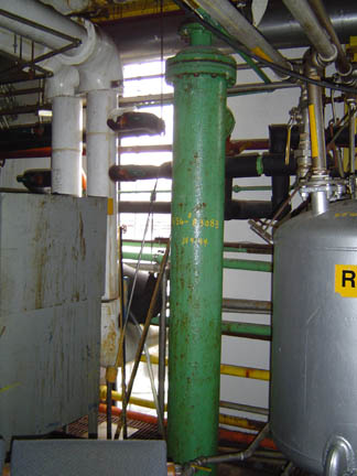 100 Sq. Ft. Doyle & Roth Vertical Heat Exchanger