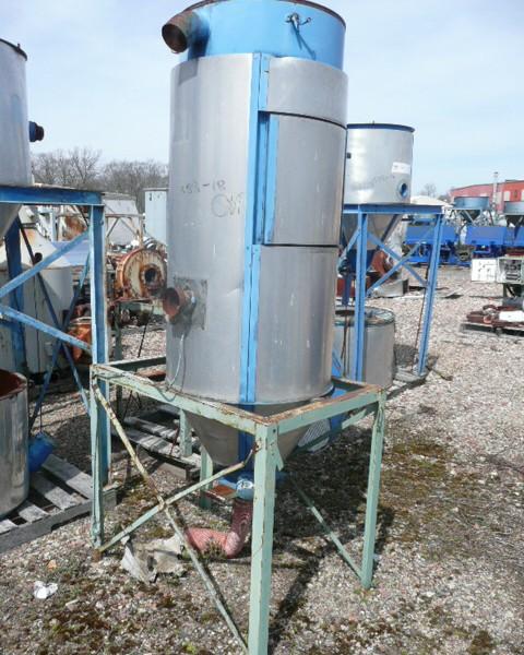 750 Lb. Thoreson McCosh Drying Hopper