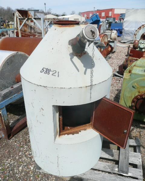 500 Lb. Conair Drying Hopper