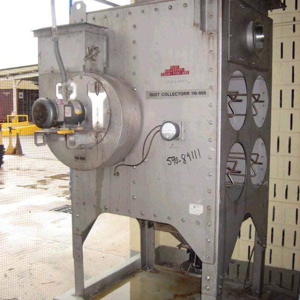 Aljet Model 10 Thermajet Carbon Steel Flash Drying System