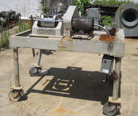 5 HP Stainless Steel Fitzpatrick Model K Fitzmill