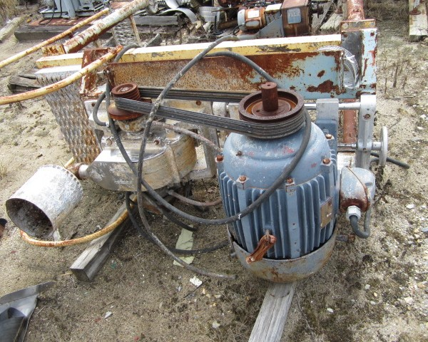 25 HP Stainless Steel Fitzpatrick Model D6 Mill