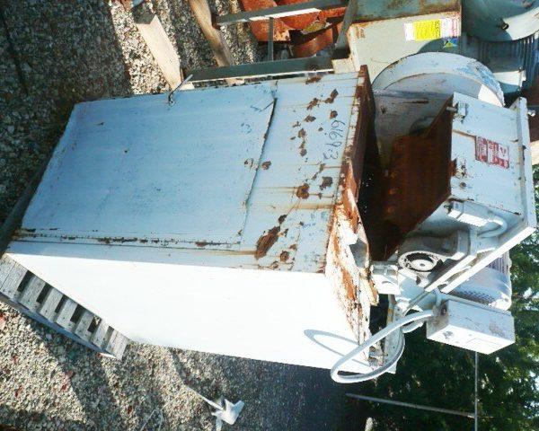 25 HP 12″ X 15″ Nelmor Model G1215M1 Granulator