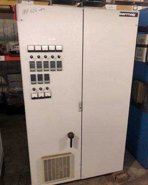 8 Zone Temperature Control Panel No Motor or Drive