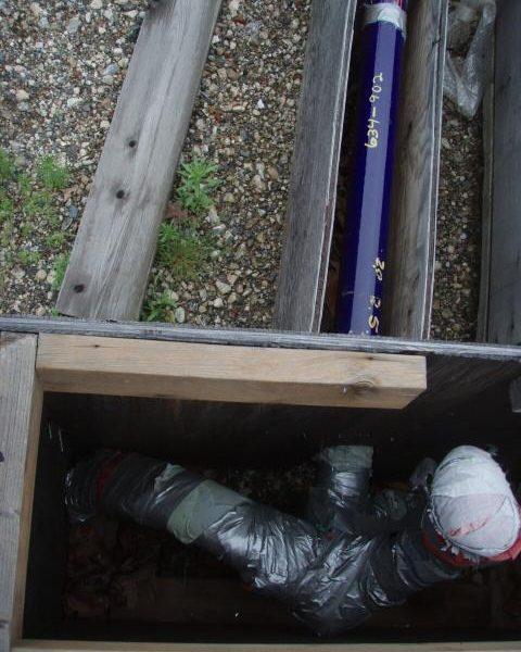 2,000 Gallon PTE Glass Lined 3-Blade Retreat Curve Agitator