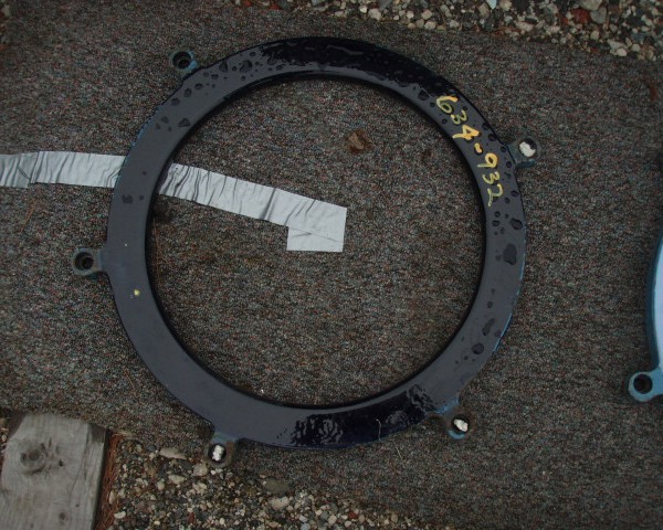 18″ Glass Lined Round Pro Ring