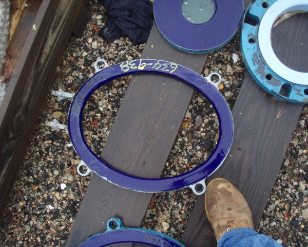 Glass Lined 12″ X 16″ Pro Ring