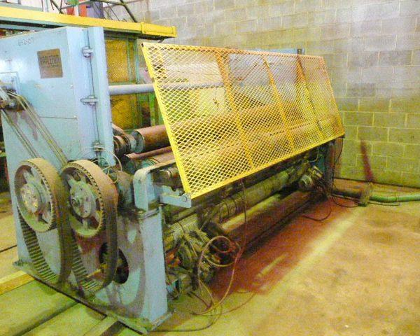 96″ (2.43 Meter) Wide Appleton Slitter Rewinder